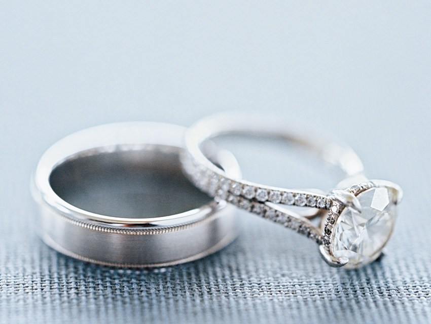 vintage rings wedding